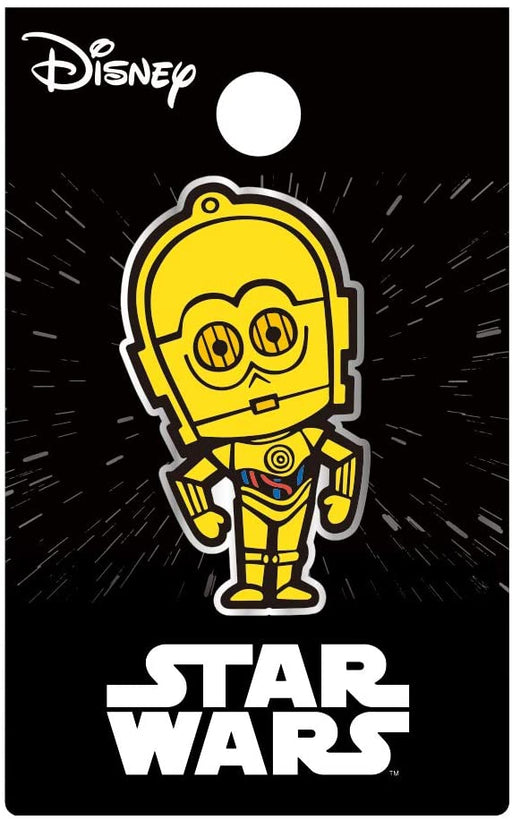 Star Wars C-3PO Enamel Pin