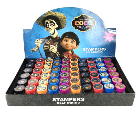 Disney COCO Party Favors Stampers
