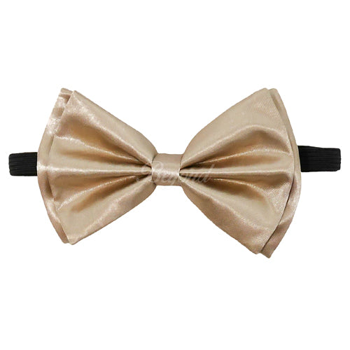 Adult Bow Ties - Champagne Gold Bow Tie