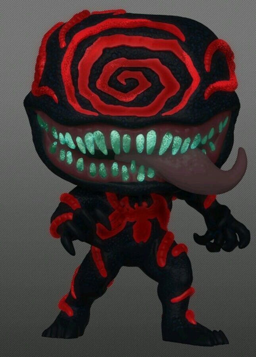 FUNKO POP! MARVEL VENOM CORRUPTED VENOM Vinyl Figure Glows in the dark