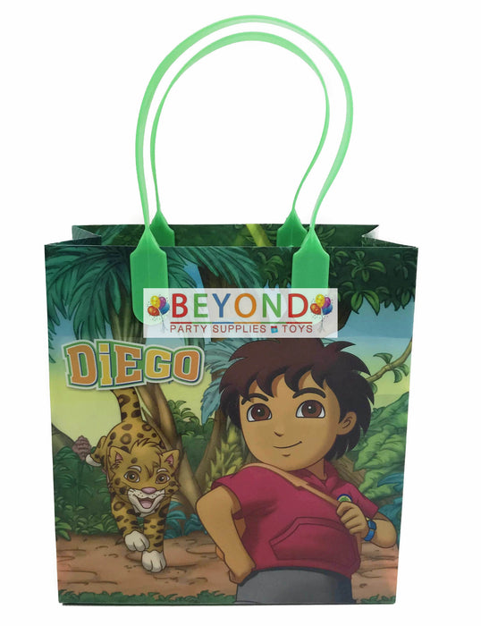 Diego Goody Bags Party Favor Gift Bags