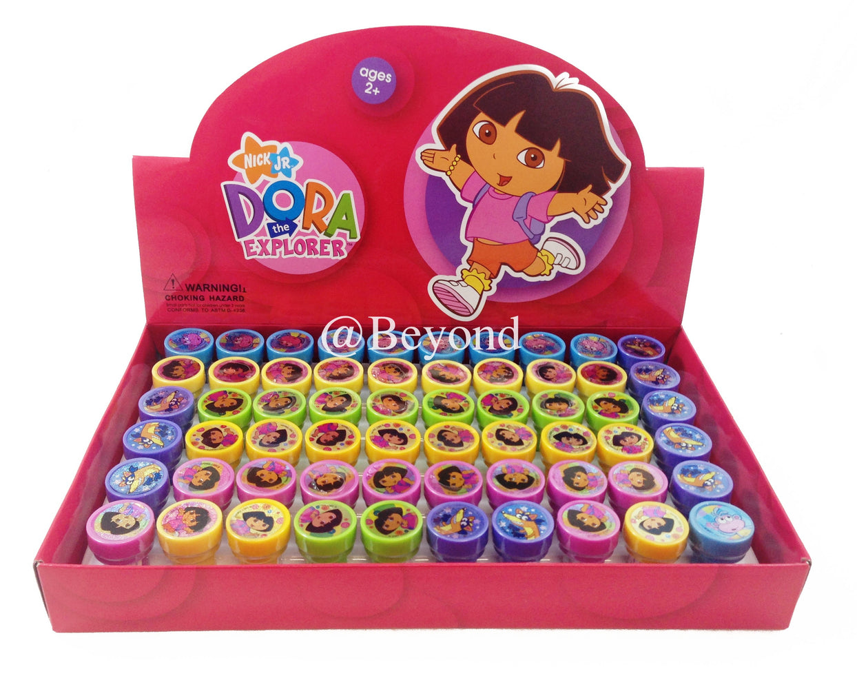 Dora the Explorer Stampers Party Favors