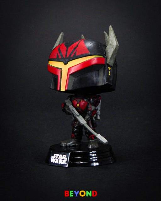 Funko Pop! Star Wars: The Clone Wars Gar Saxon Pop! Vinyl Figure #411