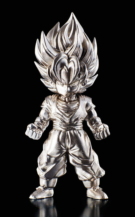 Tamashii Nations Absolute Chogokin Super Saiyan Son Goku Dragon Ball Z Statue DZ-02
