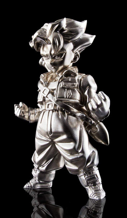 Tamashii Nations Bandai Absolute Chogokin Super Saiyan Trunks Dragon Ball Z Statue DZ-04