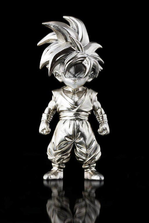 Tamashii Nations Bandai dz-05 Super Saiyan Son Gohan Dragon Ball Z, Bandai Absolute Chogokin Small Metal Statue