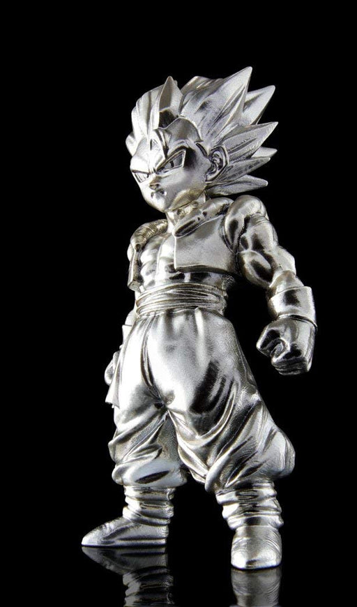 Tamashii Nations Bandai dz-07 Gogeta Dragon Ball Z, Bandai Absolute Chogokin Small Metal Statue