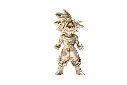 Tamashii Nations Bandai dz-09 Super Saiyan God Son Goku Dragon Ball Z, Bandai Absolute Chogokin Small Metal Statue