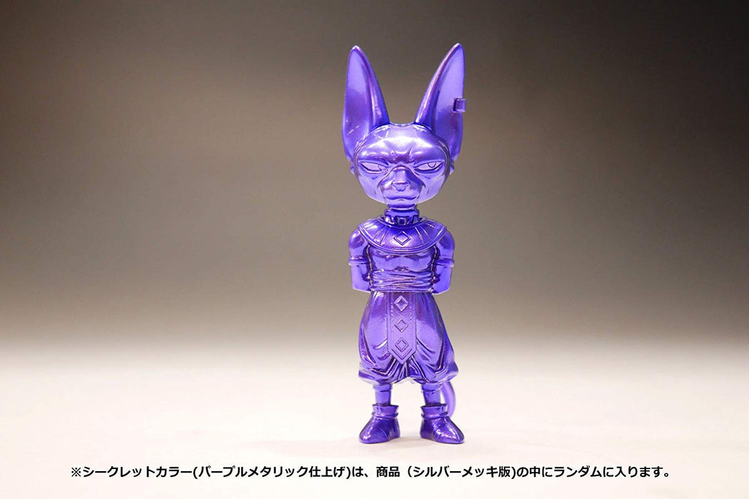 Dragon Ball Super: DZ-11 God of Destruction Beerus Absolute Chogokin Figure by Bandai Tamashii Nations