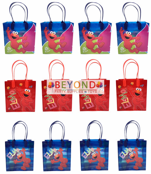 Elmo Goody Bags Party Favor Gift Bags