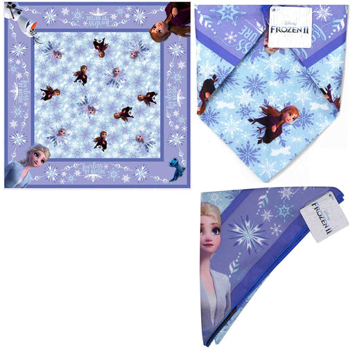Disney: Frozen 2 - Kids Bandana Face Mask Scarf Headband