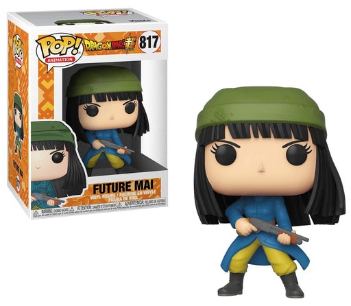 Funko Pop! Animation: Dragon Ball Super - Future Mai Vinyl Figure #817