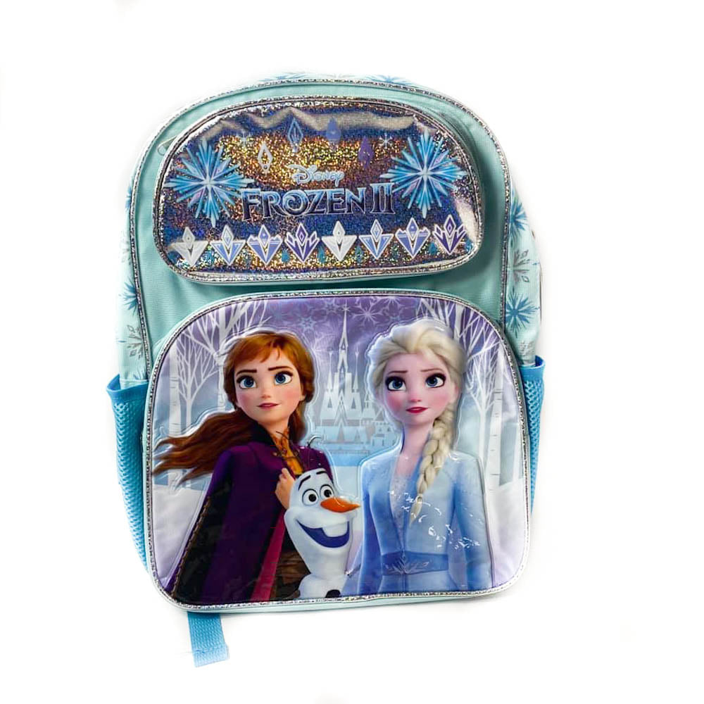 "Frozen 2: 16"" Backpack for girls"