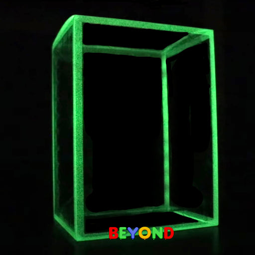 "Beyond Glow in the Dark Pop Protector Display Case for Funko Vinyl Figures Protector - Regular 4"" Size"