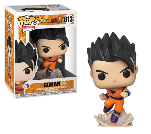 Funko Pop! Animation: Dragon Ball Super - Gohan Vinyl Figure #813
