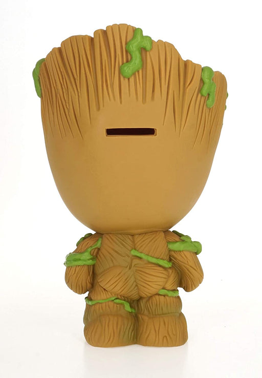 Bust Bank - Marvel: Baby Groot Figural PVC Bank