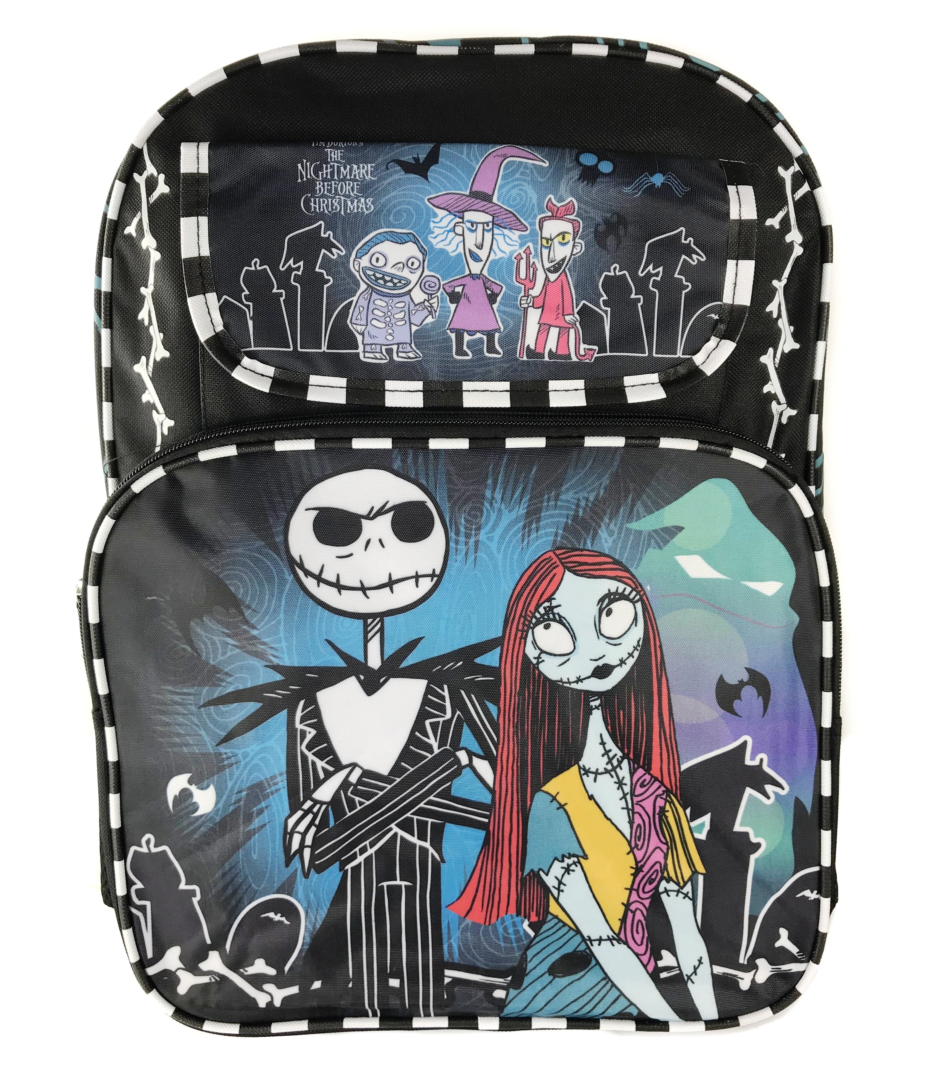 the nightmare before christmas backpack - The Nightmare Before Christmas Backpack