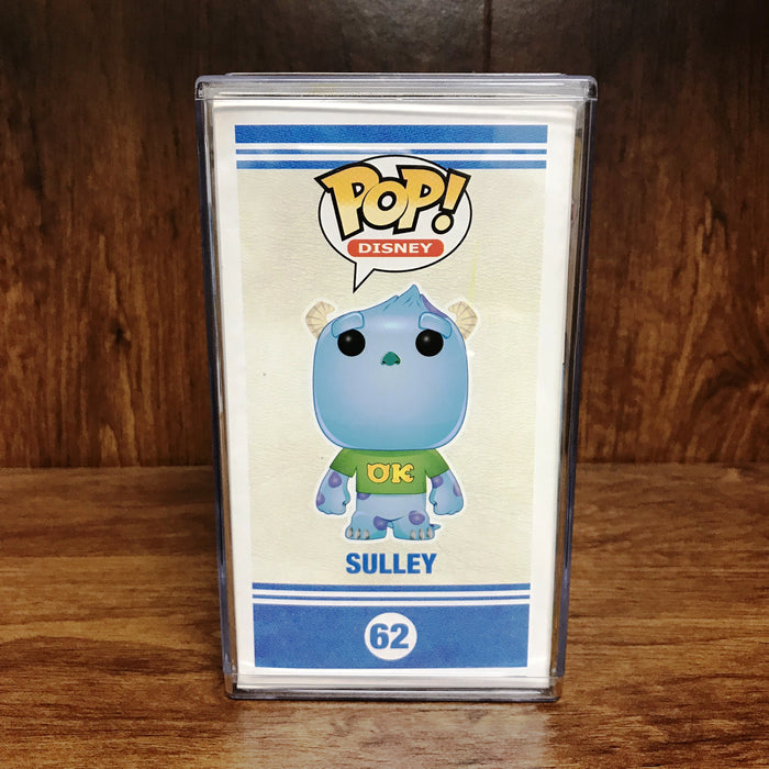 Funko Pop 2013 Comic Con Exclusive : Sulley #62 Metallic Vinyl Figure