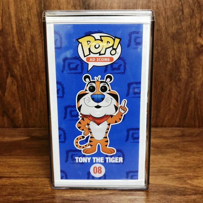 Pop Ad Icons - Frosted Flakes - Tony the Tiger #08 Vinyl Figure