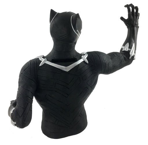 "Marvel Black Panther 7"" Coin/Bust Bank Christmas Birthday Gift"