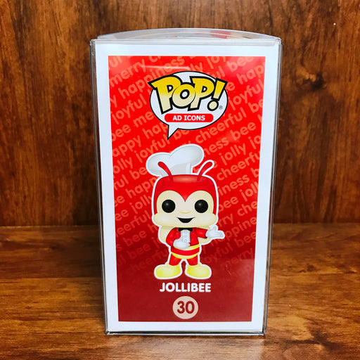 Pop Ad Icons Exclusive : Metallic Jollibee #30 Limited Edition Vinyl Figure