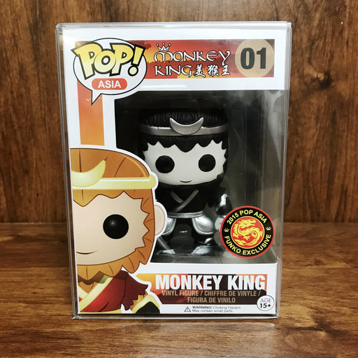 Pop Asia Exclusive - Monkey King - Set of 3 Vinyl Figure