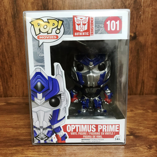 Pop Movies Transformers :  Optimus Prime #101 Vinyl Figure (Vaulted)
