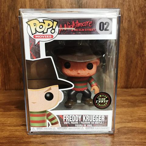 Pop Horror Movies : A Nightmare on Elm Street : Freddy Krueger #02 Chase Vinyl Figure