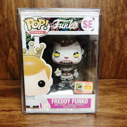 Funko Pop! Fundays 2018 Pennywise Freddy LE 4000 Vinyl Figure