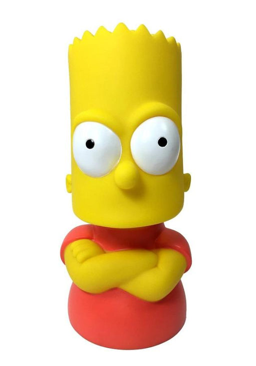 "The Simpsons: Bart Simpsons 7"" Coin/Bust Bank Christmas Birthday Gift"