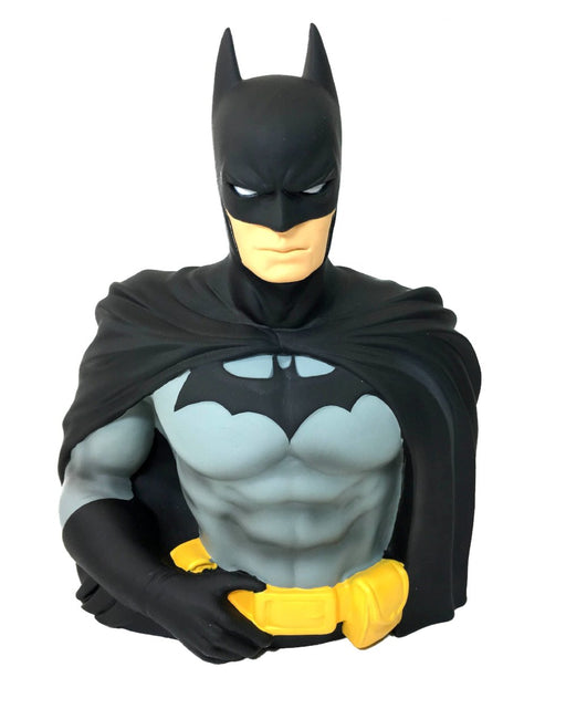 "DC Comics Classic Batman 7"" Coin/Bust Bank Christmas Birthday Gift"
