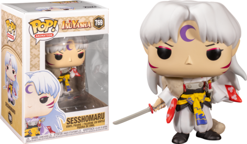 Funko Pop! Animation: Inuyasha - Sesshomaru Vinyl Figure #769