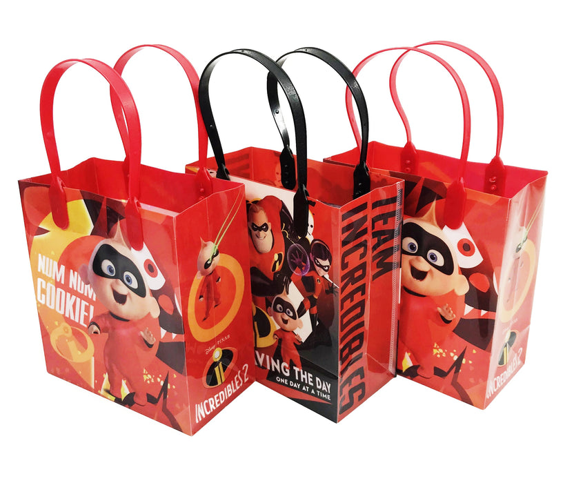 Disney Incredible 2 Goody Bags