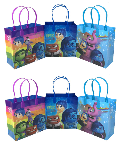 Disney Inside Out Goody Bags Party Favors Gift Bags