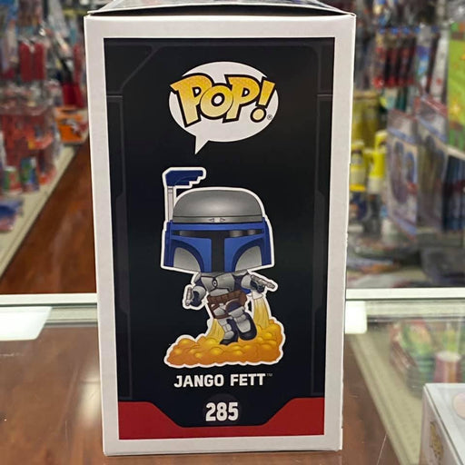 Funko Pop! - Star Wars - Jango Fett Vinyl Figure #285 Walgreens Exclusive with Special Edition Sticker!