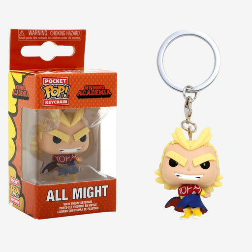 Pocket POP! Keychain: My Hero Academia - All Might Vinyl Figure Keychain