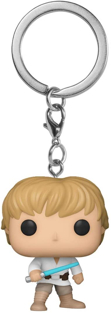 Funko Pop! Keychain: Star Wars LUKE SKYWALKER Vinyl Figure Keychain