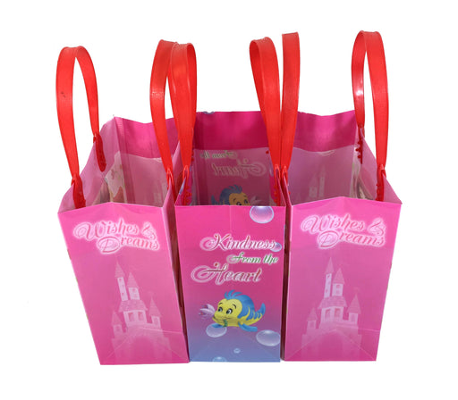 Disney Ariel Little Mermaid Goody Bags Party Favors Gift Bags