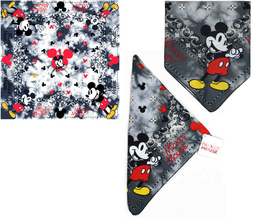 Disney: Mickey Mouse - Kids Bandana Face Mask Scarf Headband