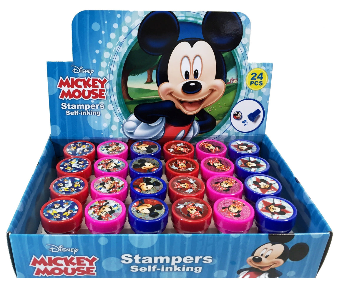 Disney Mickey Mouse Stampers
