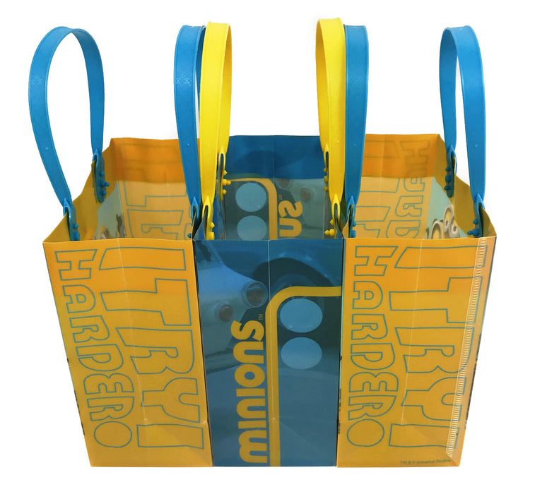 Minions Goodie bags Goody Bags Gift Bags Party Favor Bags