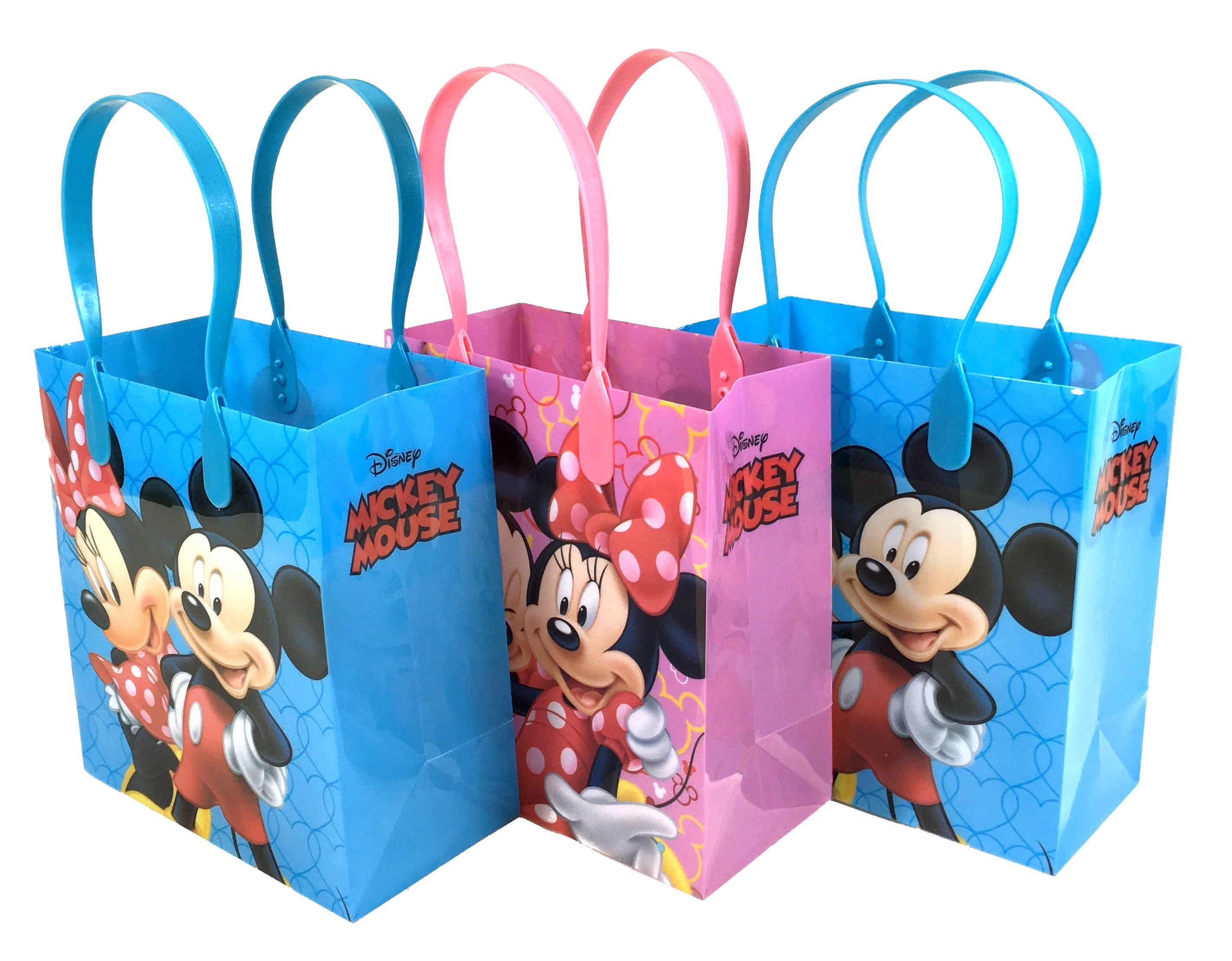 Disney Mickey Mouse Minnie Goody Bags Party Favors Gift