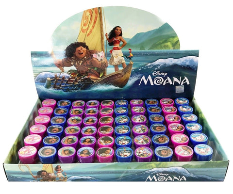 Disney Moana Stampers Party Favors