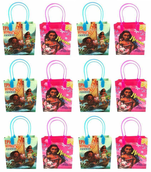 Moana Maui Goodie bags Goody Bags Gift Bags Party Favor Bags