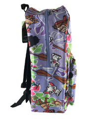 Moana Allover Print Backpack - Purple