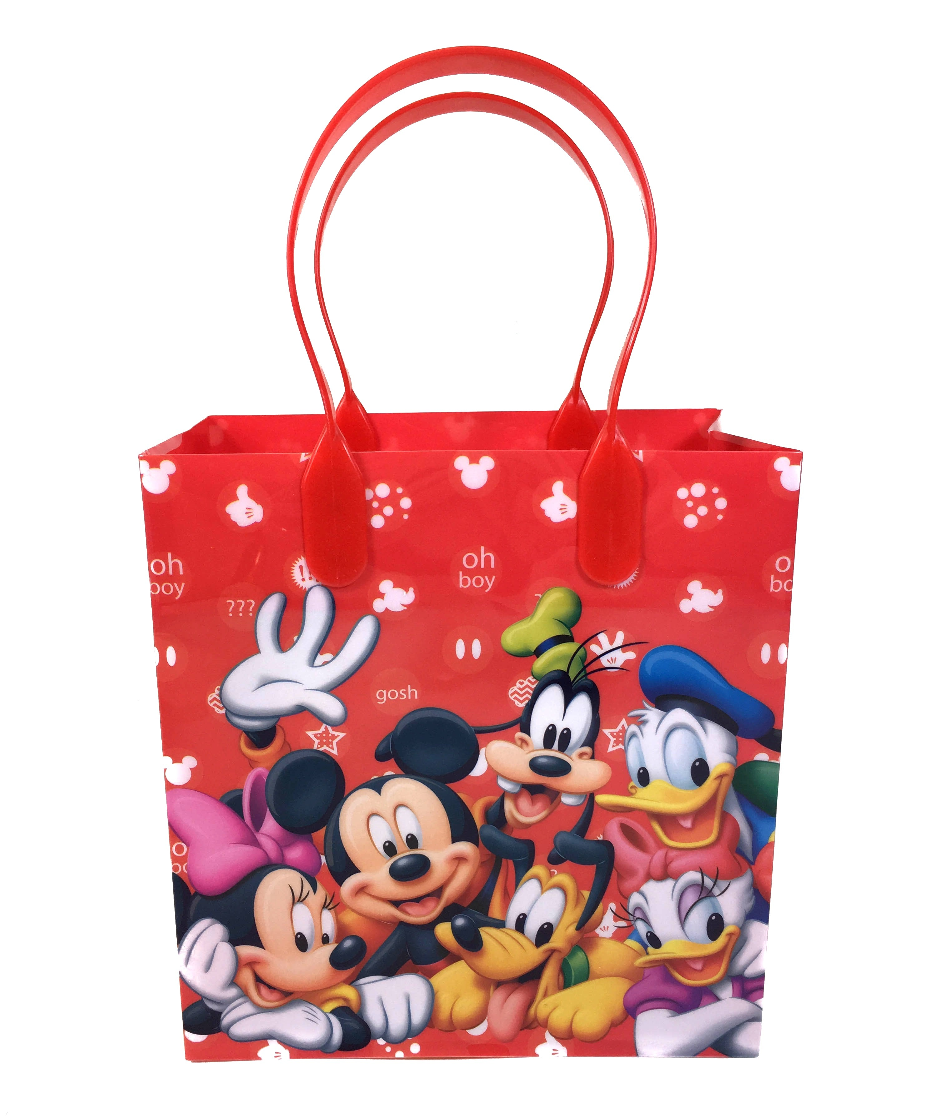 Disney Mickey Amp Friends Goody Bags Party Favors Gift Bags