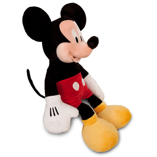"Disney Mickey Mouse Plush Doll Authentic 25"" Original Large"