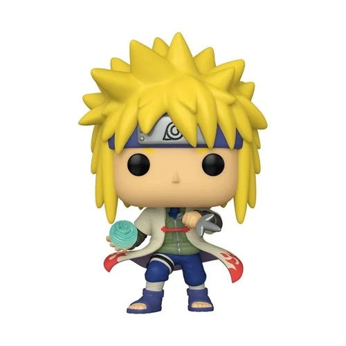 [PRE-ORDER] Funko Pop! Naruto: Shippuden Minato Namikaze RasenganVinyl Figure - AAA Anime Exclusive COMMON ONLY