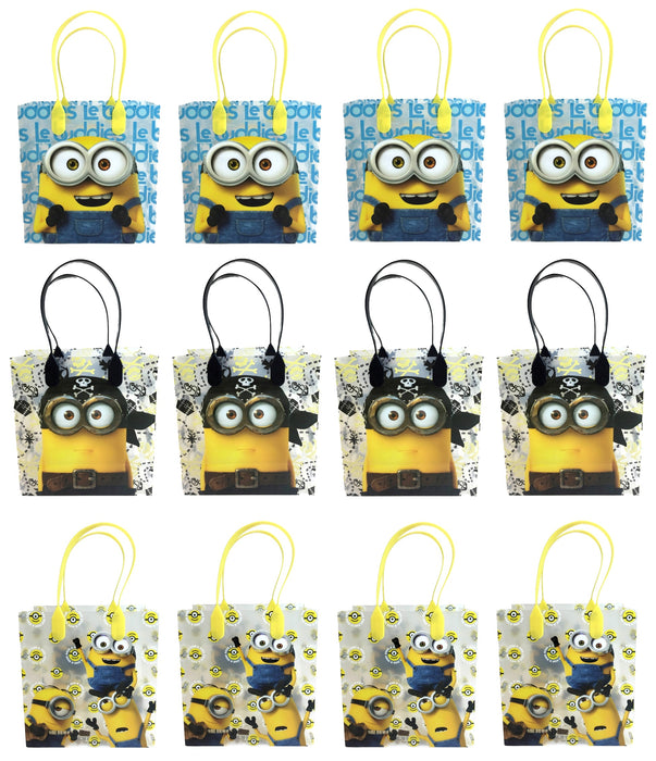 Copy of Minions Goodie bags Goody Bags Gift Bags Party Favor Bags
