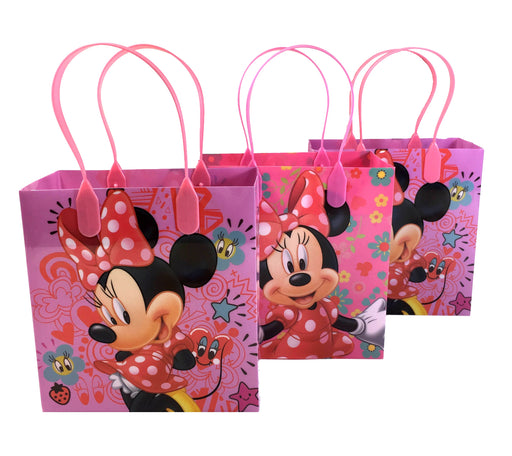 Disney Minnie Mouse Goody Bags Party Favors Gift Bags